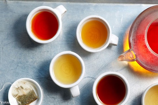 انواع چای های مناسب و موثر برای لاغری