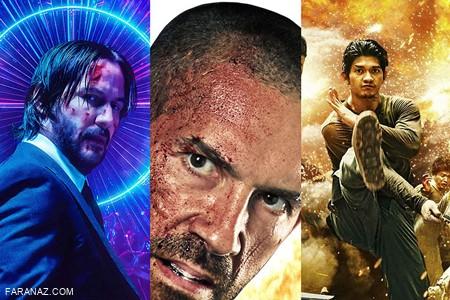 برترین و پرطرفدارترین فیلم های اکشن 2019