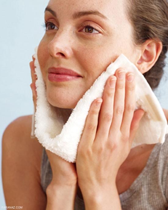 روش های موثر برای پاکسازی صورت از مواد آرایشی