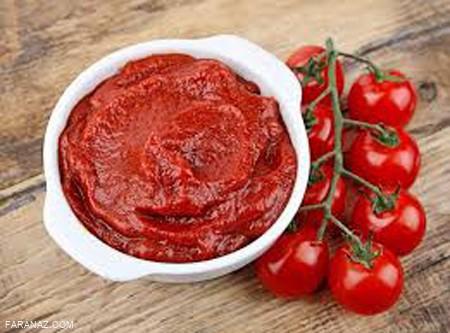 ترفندهای نگهداری رب گوجه فرنگی خانگی