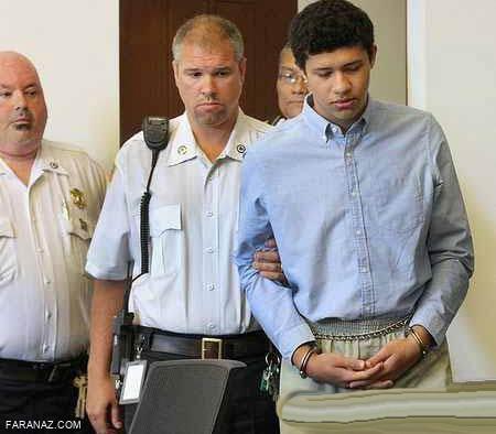 پسری که به معلمش تجاوز کرد و او را کشت + عکس