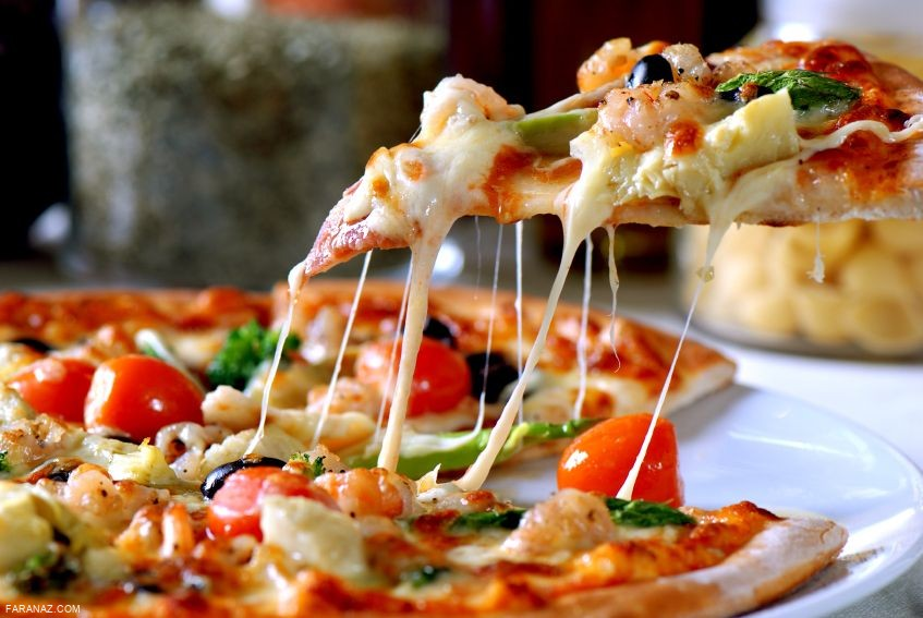 انواع خاص ترین پیتزاهای جهان که باید حداقل یک بار آن را امتحان کنید