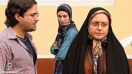 سریال ستایش و حواشی جنجالی گریم نرگس محمدی + عکس