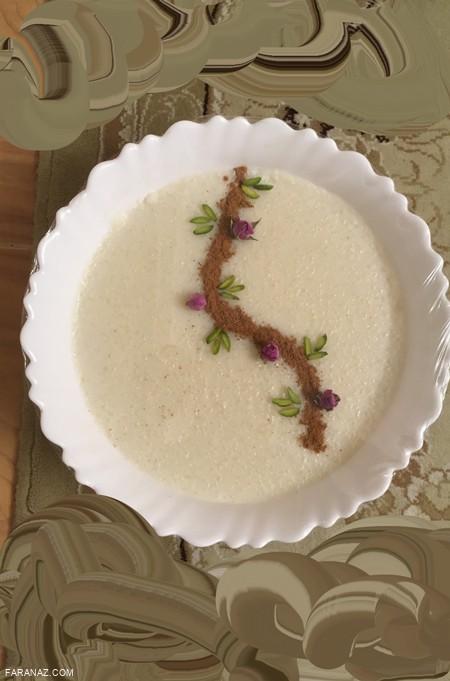 شیر برنج را به این روش درست کنید
