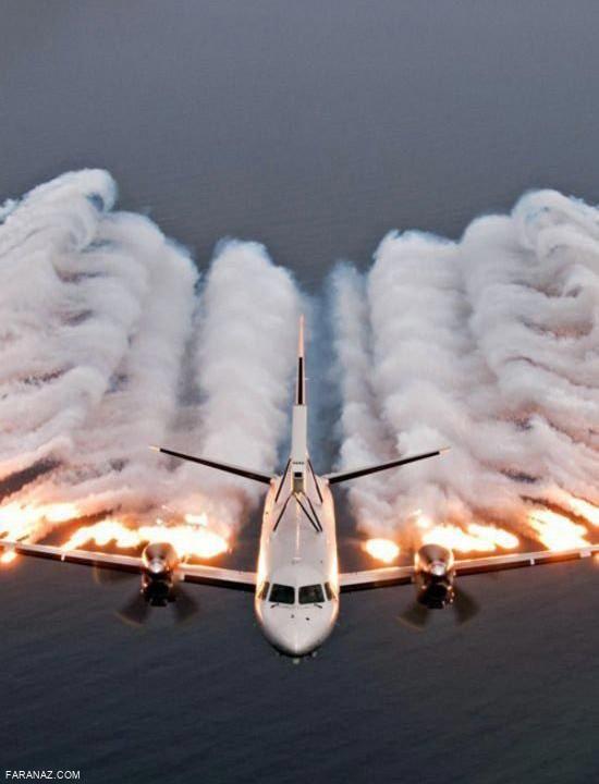 دیدنی ترین عکس های جهان از پل معلق های باریک تا ابرهایی شبیه انسان