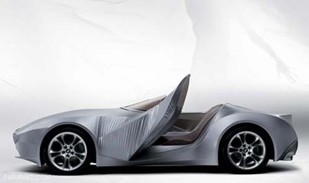 خودرویی از جنس پارچه با قابلیت انعطاف پذیری + عکس