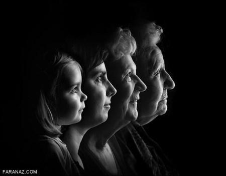 عکس هایی از پرتره های خانوادگی در طرح های زیبا و خلاقانه