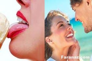آموزش پوزیشن های رابطه جنسی دهانی + عکس 18+