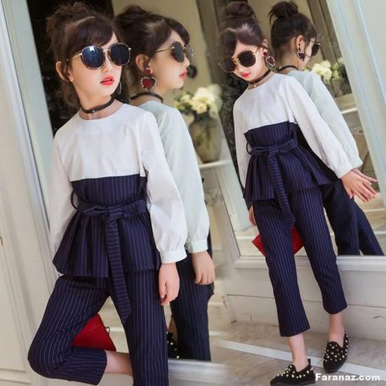 جدیدترین و به روزترین مدل لباس بچگانه لاکچری+عکس