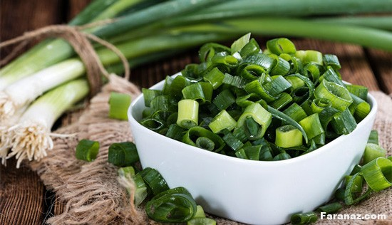 سبزیجات رو دست کم نگیرید-خواص سبزیجات