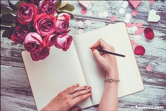خفن ترین و زیباترین متن های عاشقانه و رمانتیک برای همسر + عکس