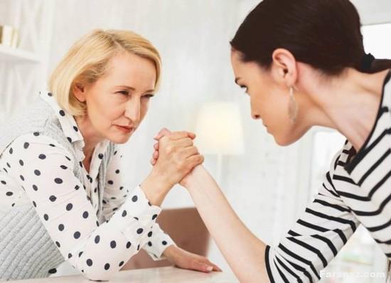 چطور رابطه خود را با مادر شوهر بهبود بخشیم؟