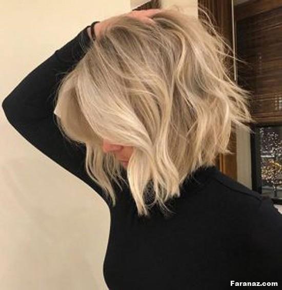 جدیدترین و به روز ترین مدل کوتاهی و رنگ مو ترند 2022