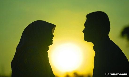 اگر با همسرتان سر حجاب مشکل دارید بخوانید