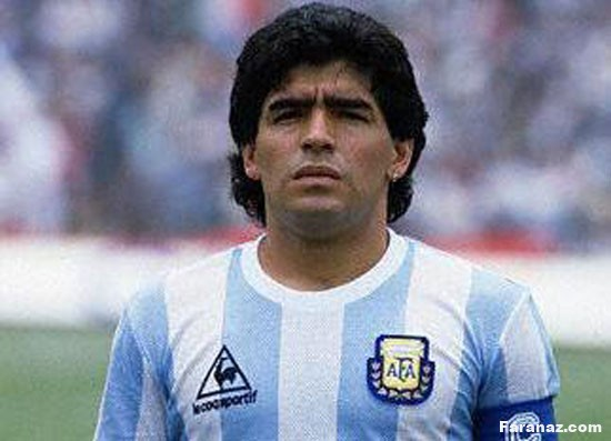 دیه گو مارادونا اسطوره تکرار نشدنی فوتبال جهان ،درگذشت