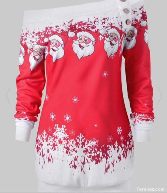 جدیدترین و لاکچری ترین مدل های لباس ویژه کریسمس2021