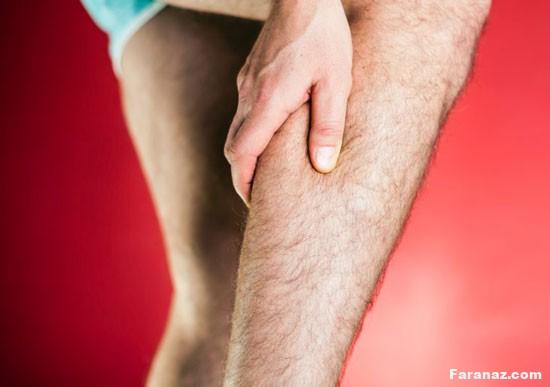 همه چیز درباره کرامپ یا گرفتگی عضلات ساق پا