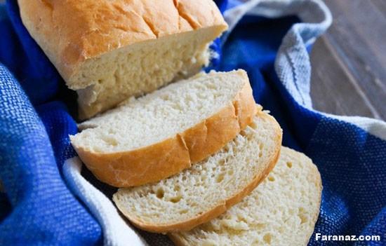 روش تهیه نان سیب زمینی خانگی راحت و خوشمزه