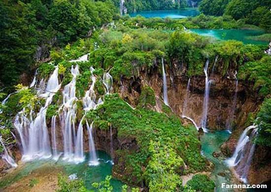 زیباترین و جالب ترین عکسهای واقعی از طبیعت جهان
