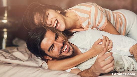 ساده ترین روش های رابطه جنسی بدون دخول + عکس