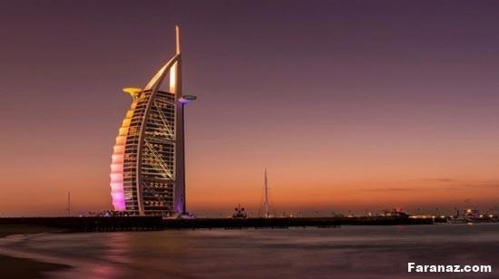 در دبی کجا هتل بگیریم؟