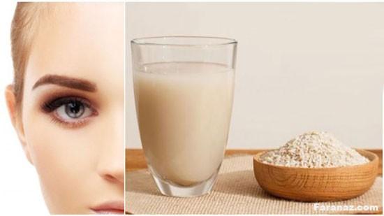 همه چیز درباره خواص آب برنج و تاثیرش بر پوست