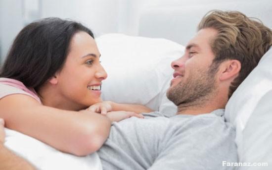 ترفند های معاشقه و تاثیر کلمات در رابطه جنسی