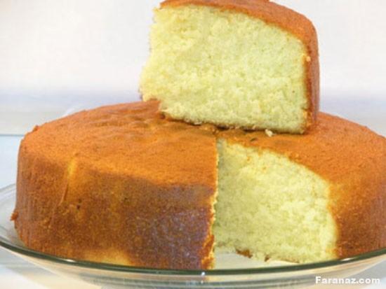 روش تهیه کیک بهشت مناسب برای 4 نفر