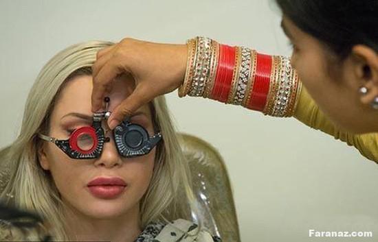 جراحی زیبایی واژن مدل زن معروف خوش اندام + عکس