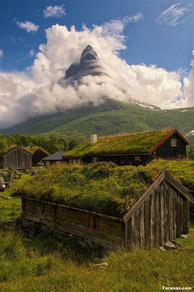 دیدنی ترین روستاهای جهان که شما را شگفت زده می کند + عکس
